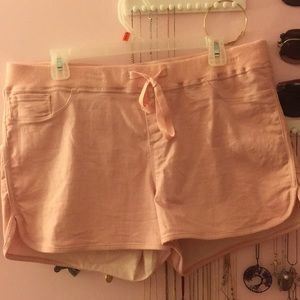 Bubblegum Pink Shorts